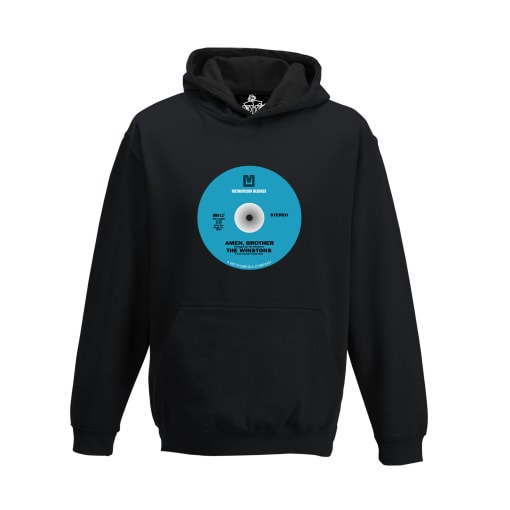 The Winstons Amen Brother Rave Hoodie