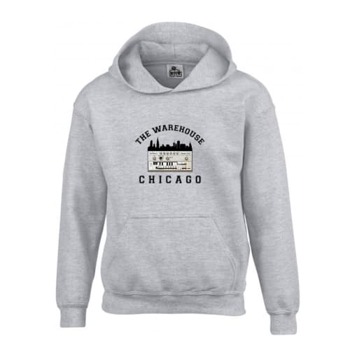 The Warehouse Chicago Hoodie