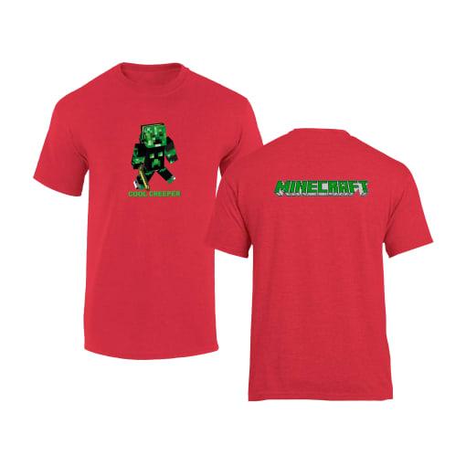 Minecraft T Shirt Cool Creeper