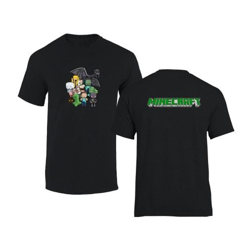 Minecraft T Shirt Party