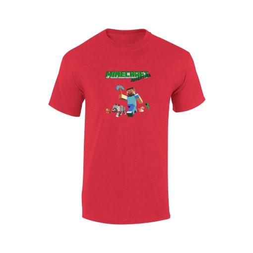 Minecraft T Shirt Adventure