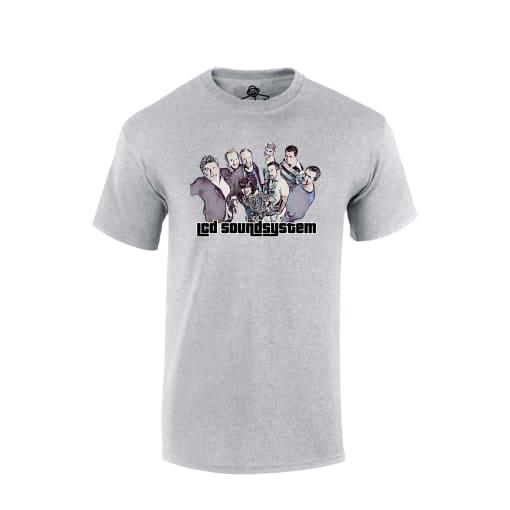LCD Soundsystem 6 T Shirt