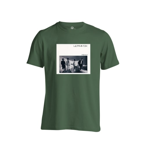 Ultravox T Shirt - Vienna