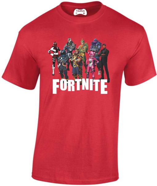 Fortnite Heroes T-shirt