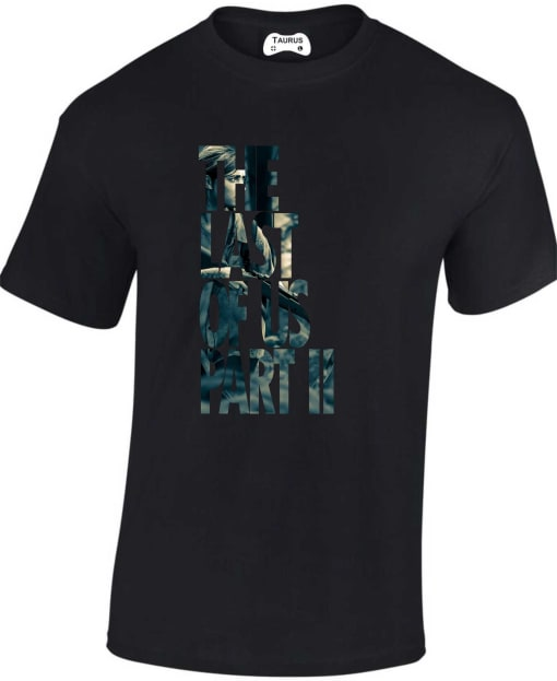 The Last of Us Part 2 Gaming T Shirt Ellie