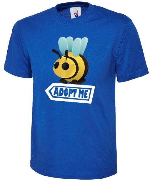 Adopt Me Bee T-shirts
