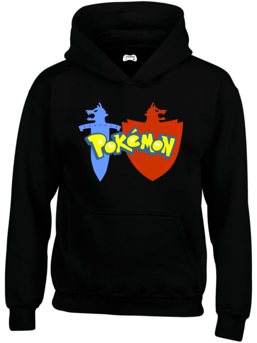 Pokemon Sword and Shield  Hoodie