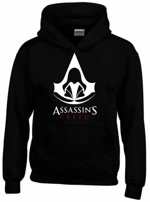 Assassins Creed Logo Hoodie