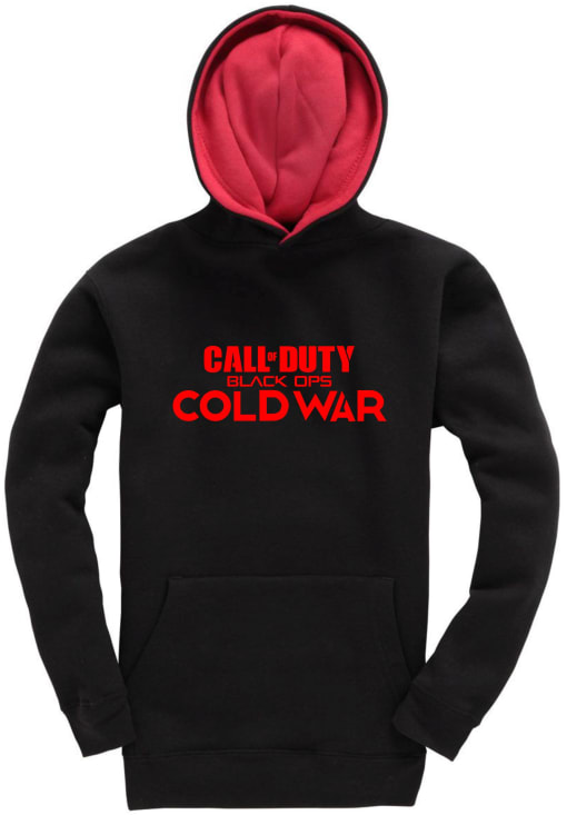 Call of Duty Black Ops Cold War Contrast Hoodie