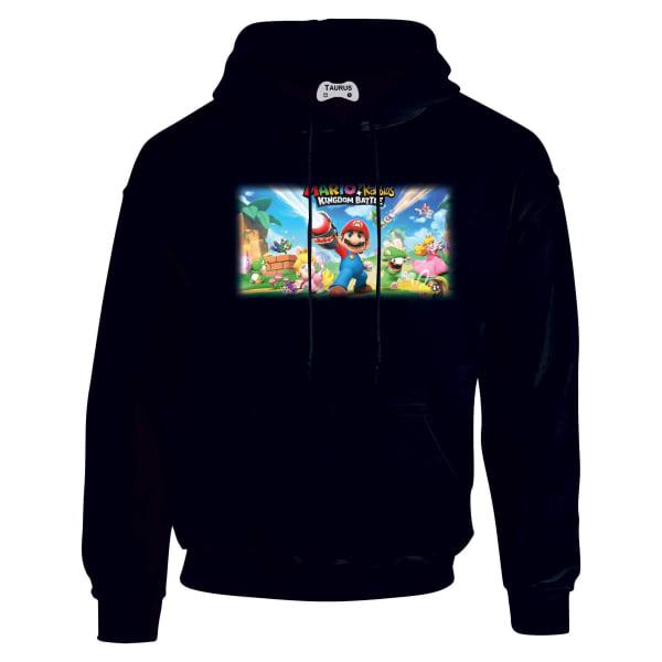 Mario rabbids kingdom battle hoodie