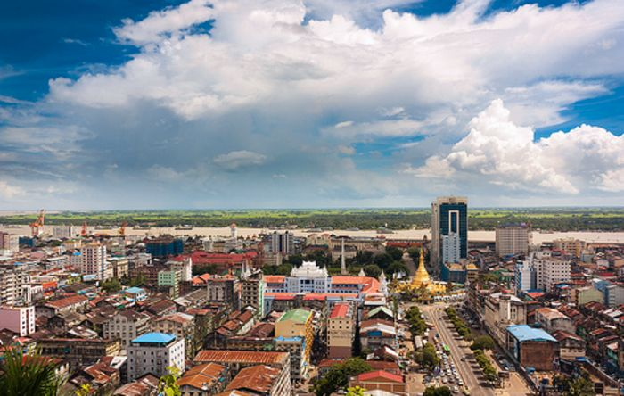 Yangon photo