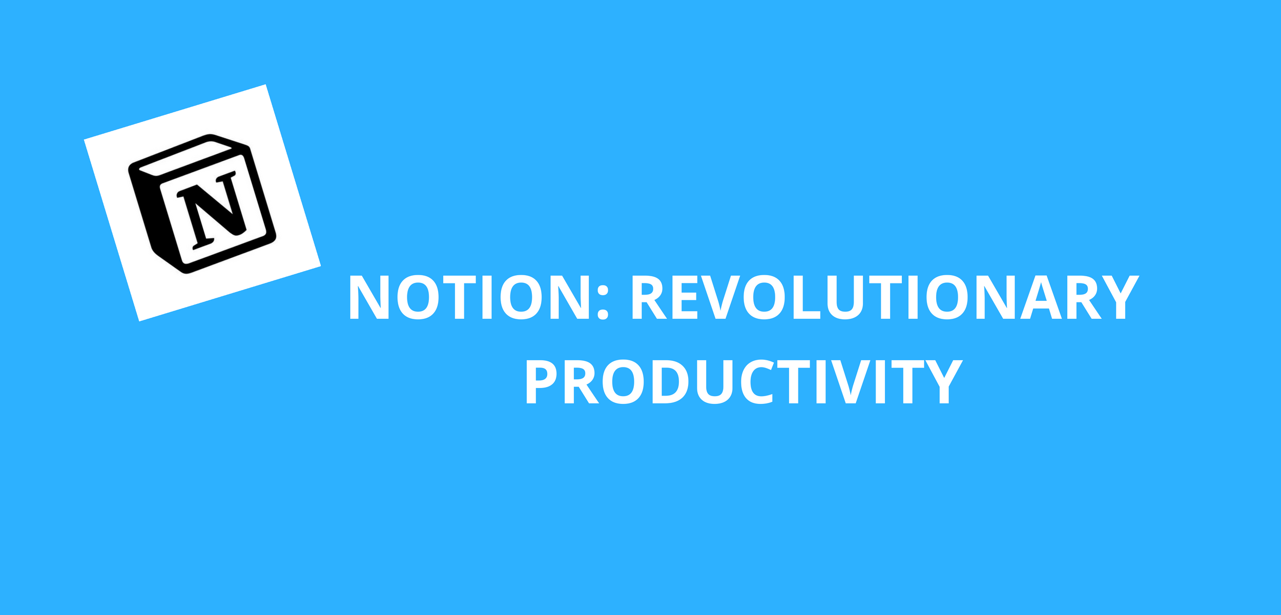 Notion Review: Revolutionizing Project Management and Note-taking