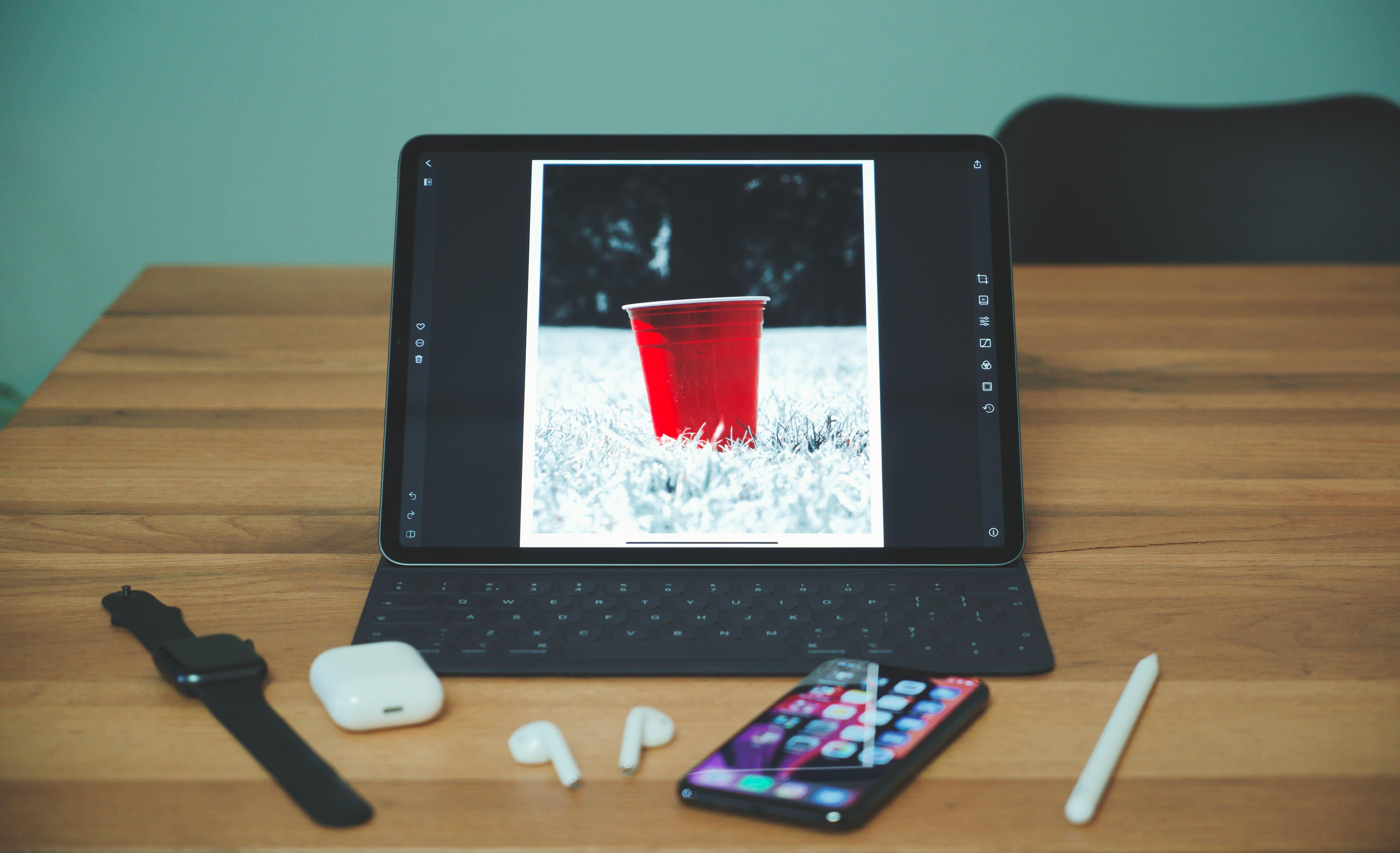 Updates to iPad