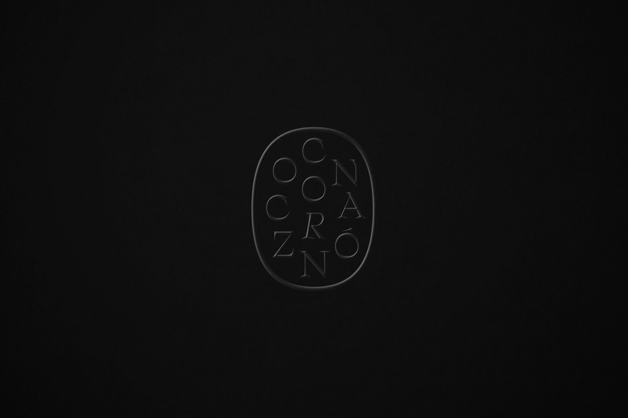 Emblem design for Con Corazón
