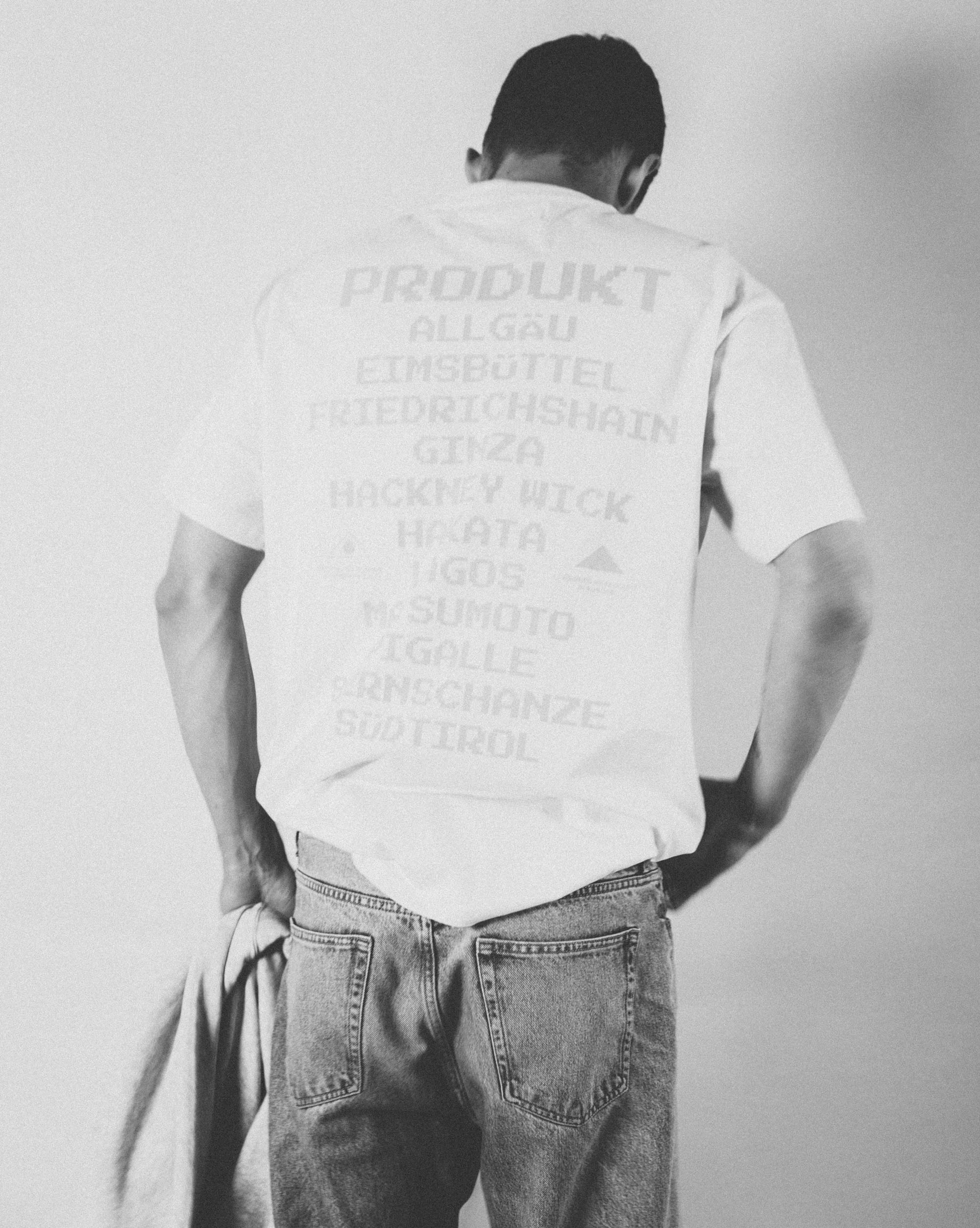We envisiond 'PRODUKT' as a lifestyle brand with stylish products from multiple areas
