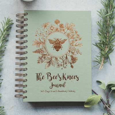 Adult Journal by The Bees Knees