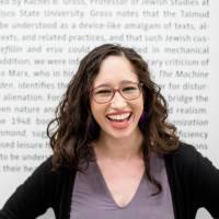 Headshot of Rachel Gross