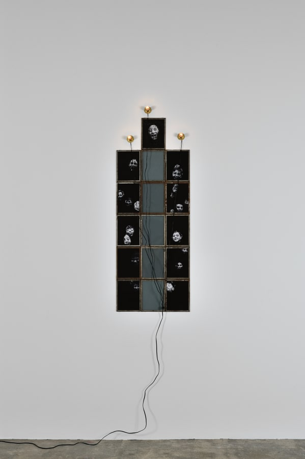 Christian Boltanski, Scratch (2014)