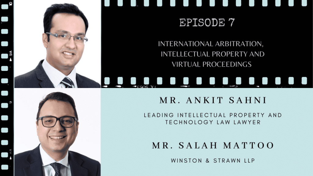 International Arbitration Law and Intellectual Property Rights