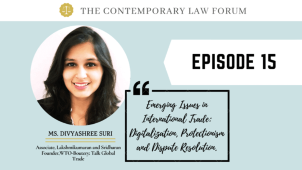 Ms. Kirthana Khurana TCLF One on One Corporate Law Academia Corporate Social Responsibility