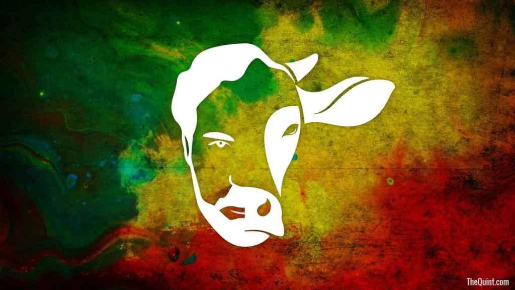Cow Lynching Uttar Pradesh Banner Law