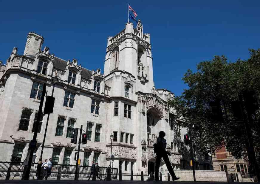 UK Supreme Court Sevilleja v Marex Financial Ltd