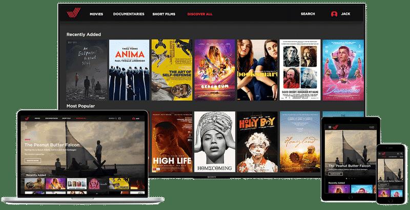 Netflix online streaming