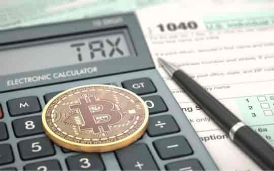 Taxation Cryptocurrency Bitcoin GST