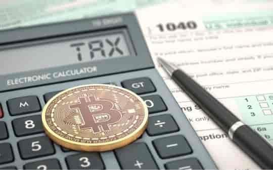 Taxation Cryptocurrency Bitcoin GST