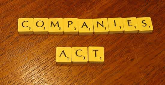 Companies Amendment Act