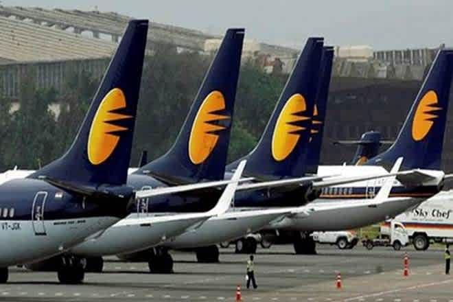 Airline Insolvency Jet Airways
