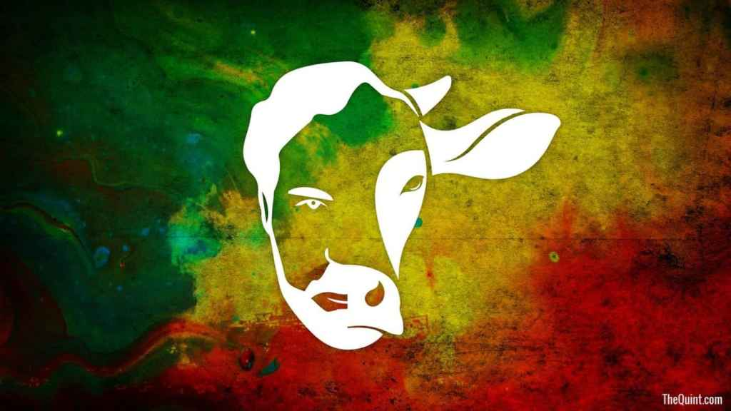 Cow Lynching Uttar Pradesh Banner Law