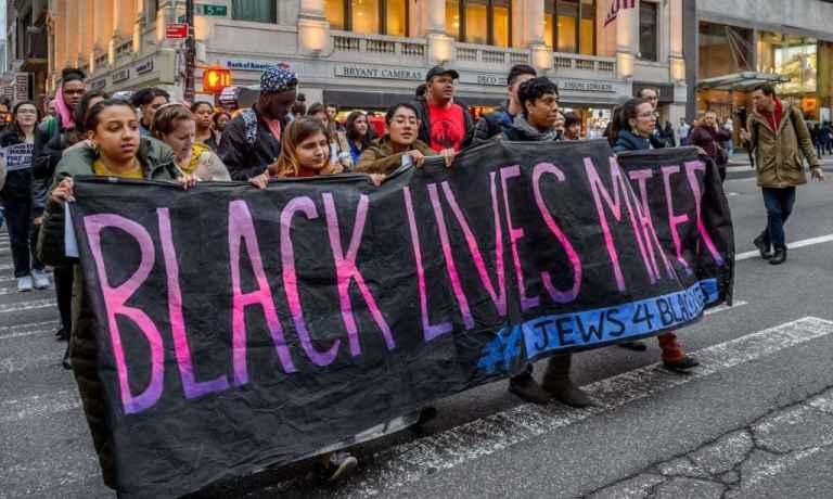 Black Lives Matter US Law George Floyd