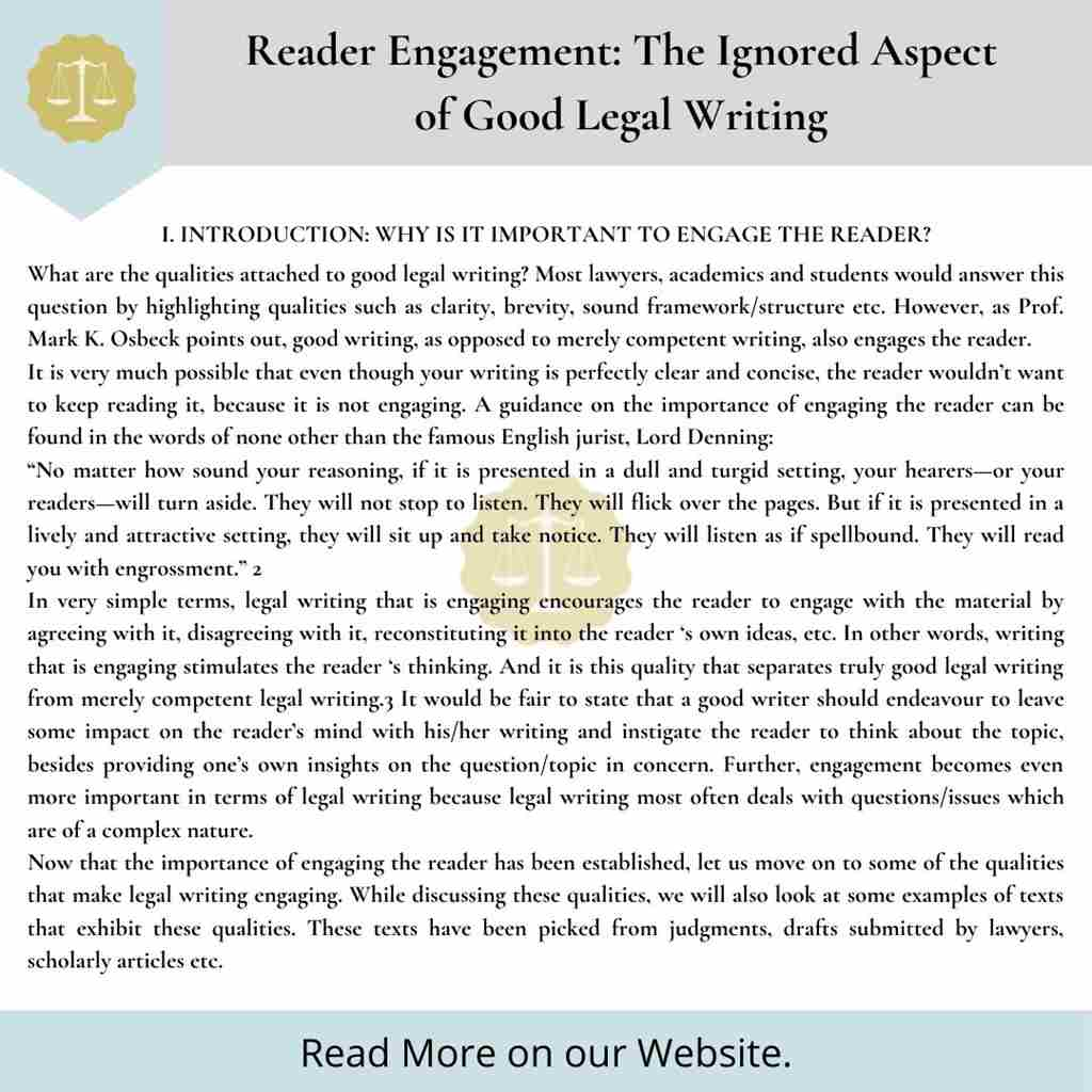 Reader Engagement Guide TCLF