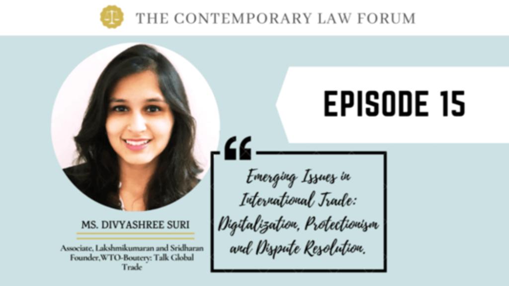 Ms. Kirthana Khurana TCLF One on One Corporate Law Academia Corporate Social Responsibility