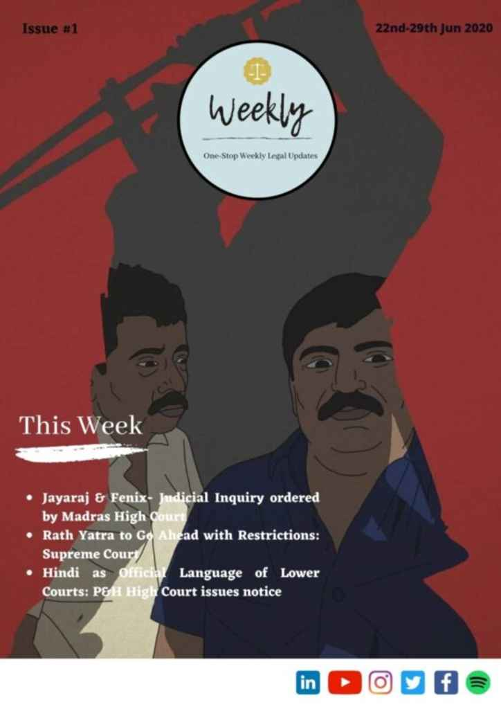 TCLF Weekly Issue 1