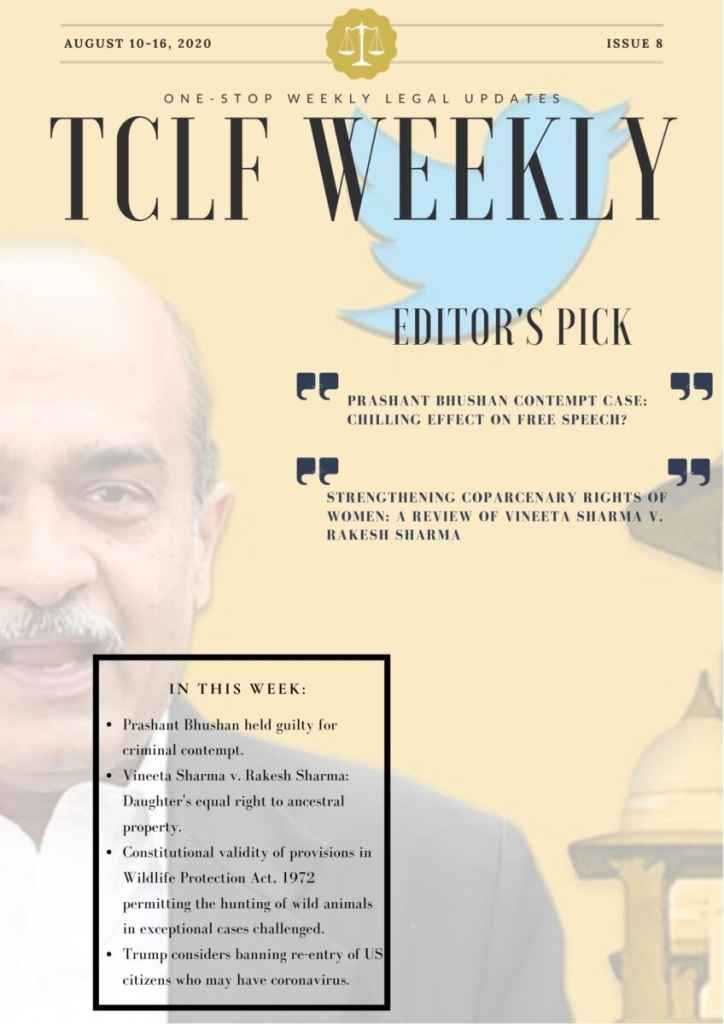 TCLF Weekly Issue 8