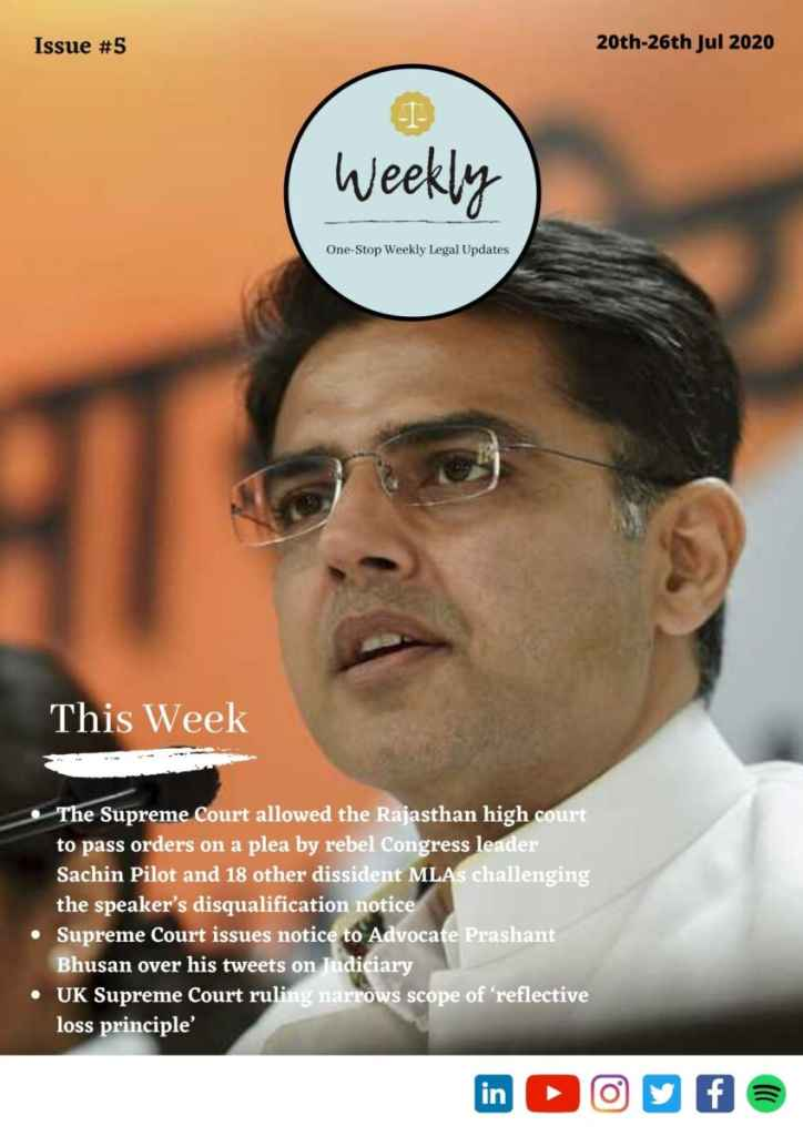 TCLF Weekly Issue 5