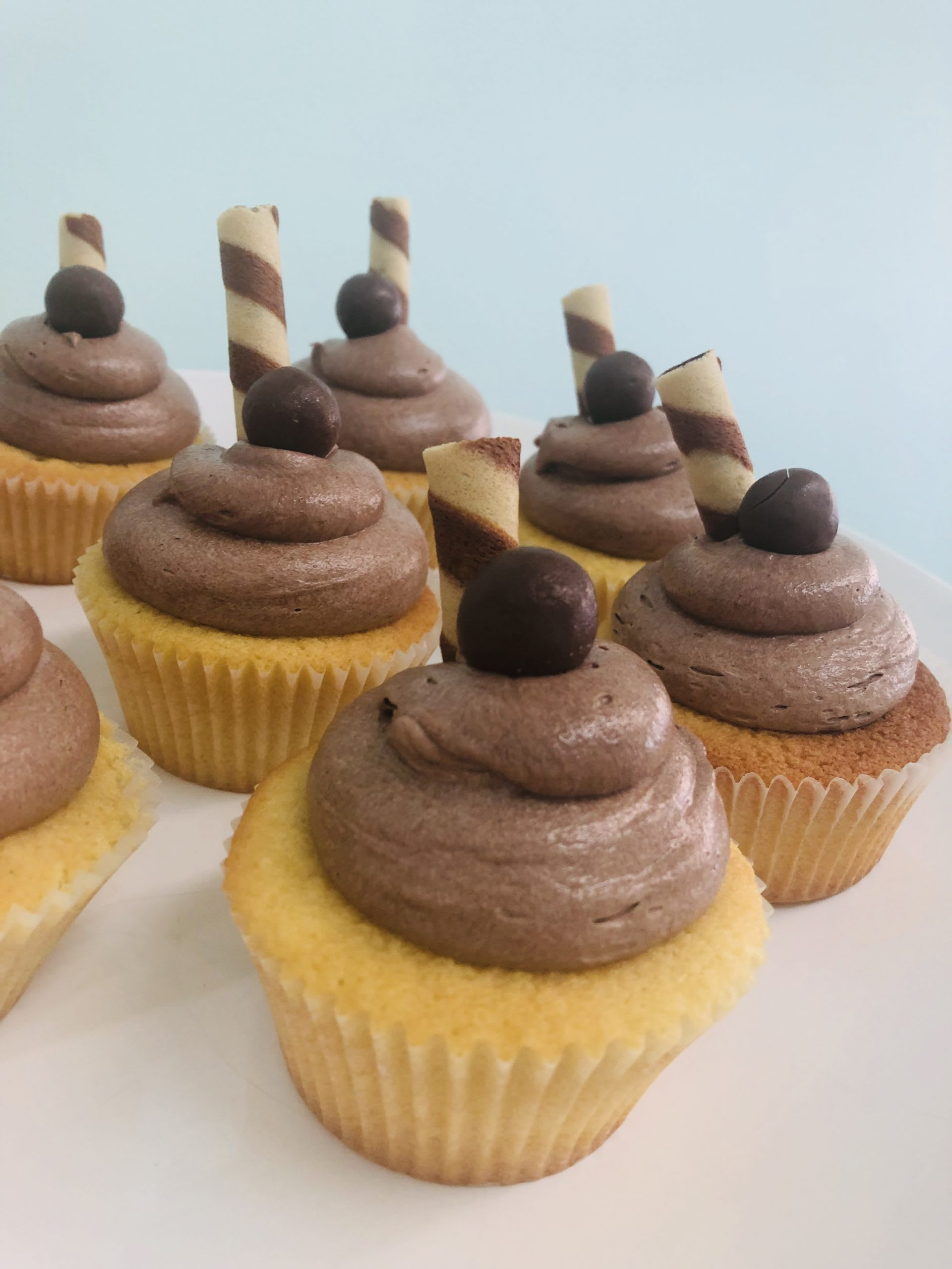 Heavenly Choc Cupcakes sydney