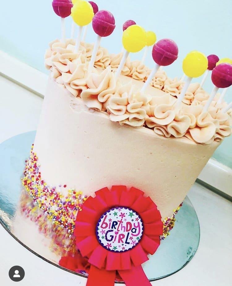 Lollipop Pink HB