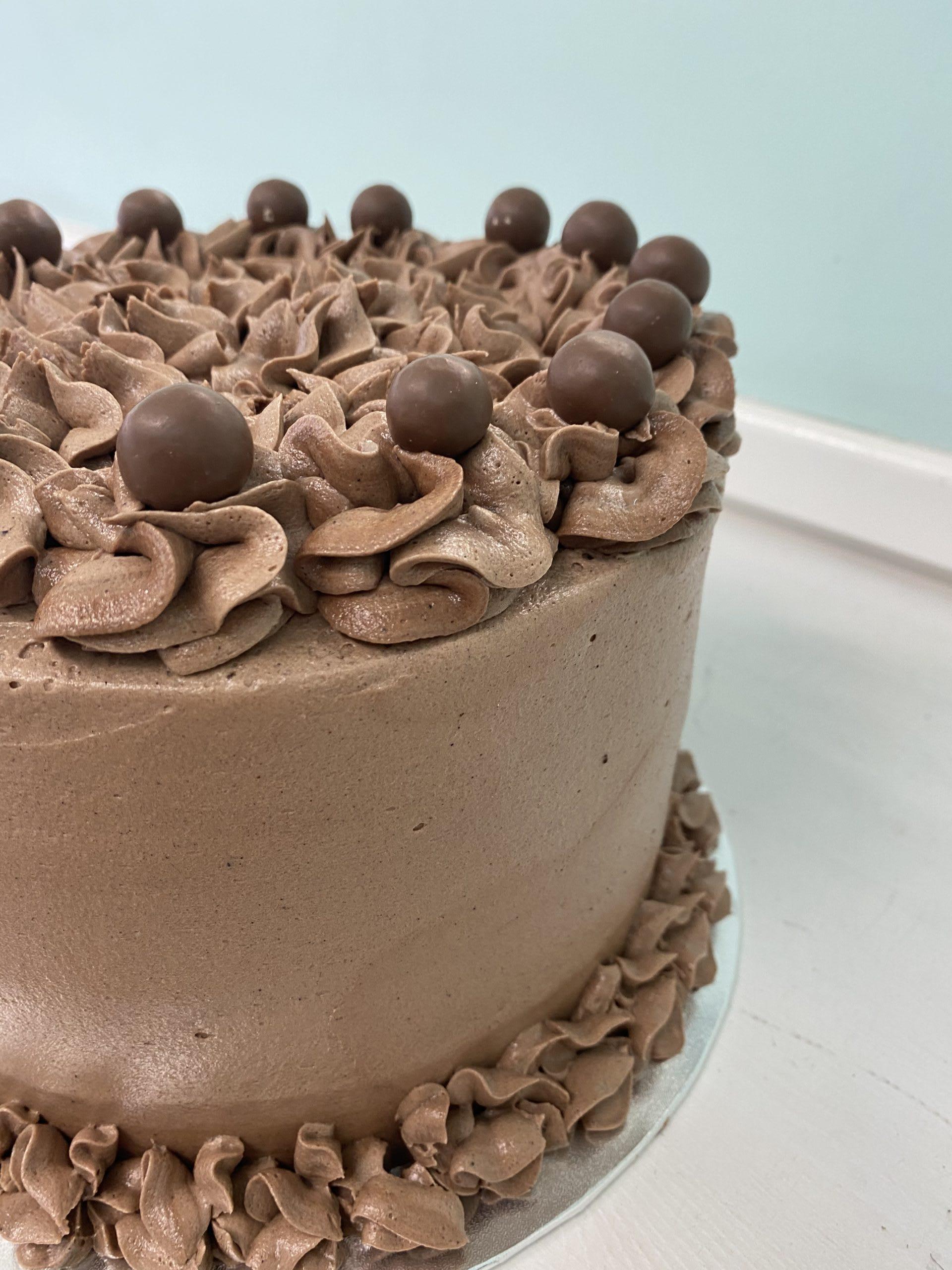 Classic Choc Cake