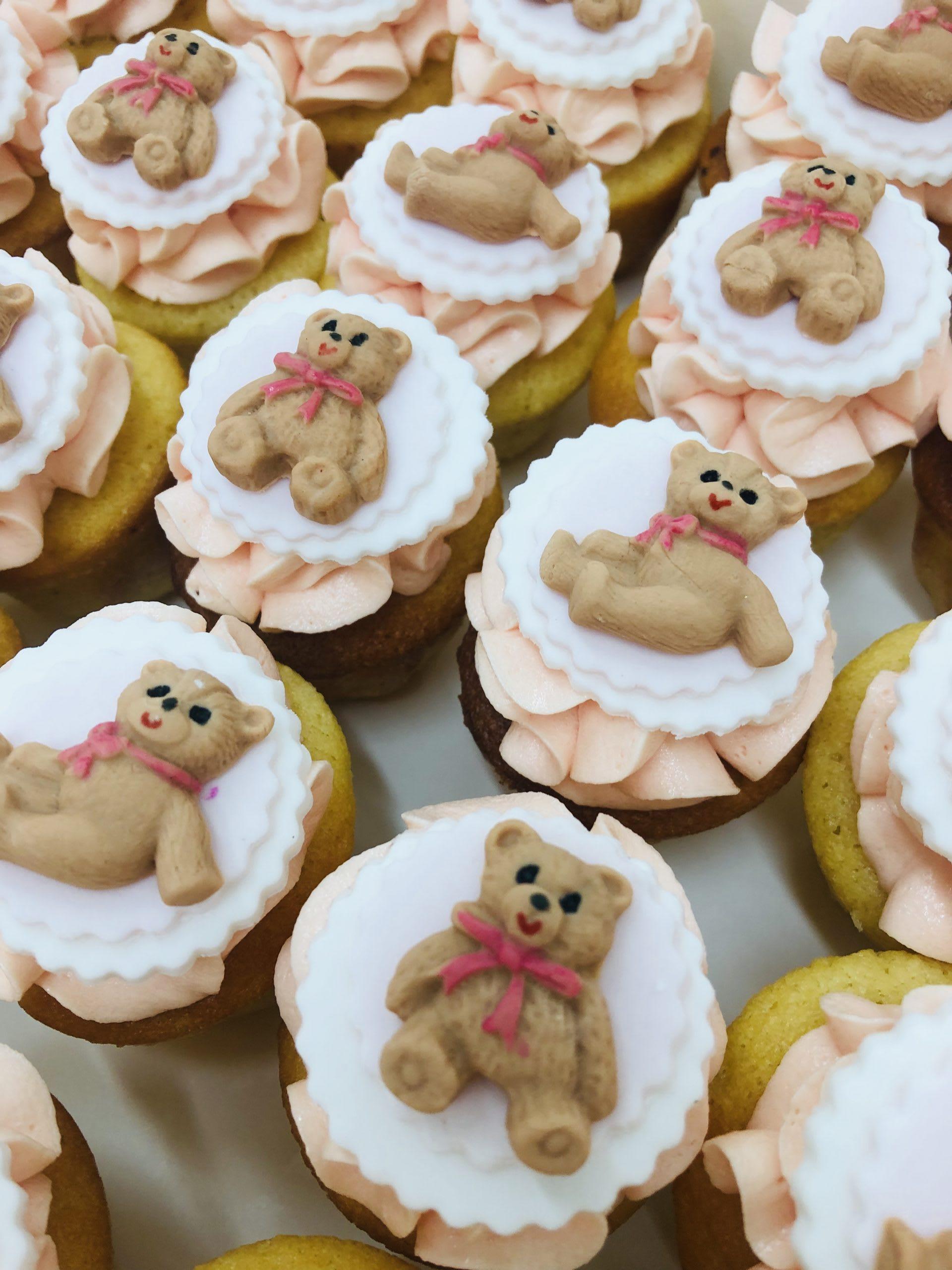 Teddy Bears Cupcakes sydney