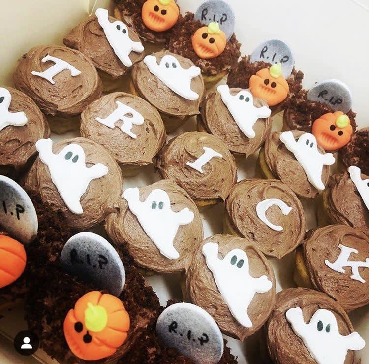Halloween Cupcakes sydney
