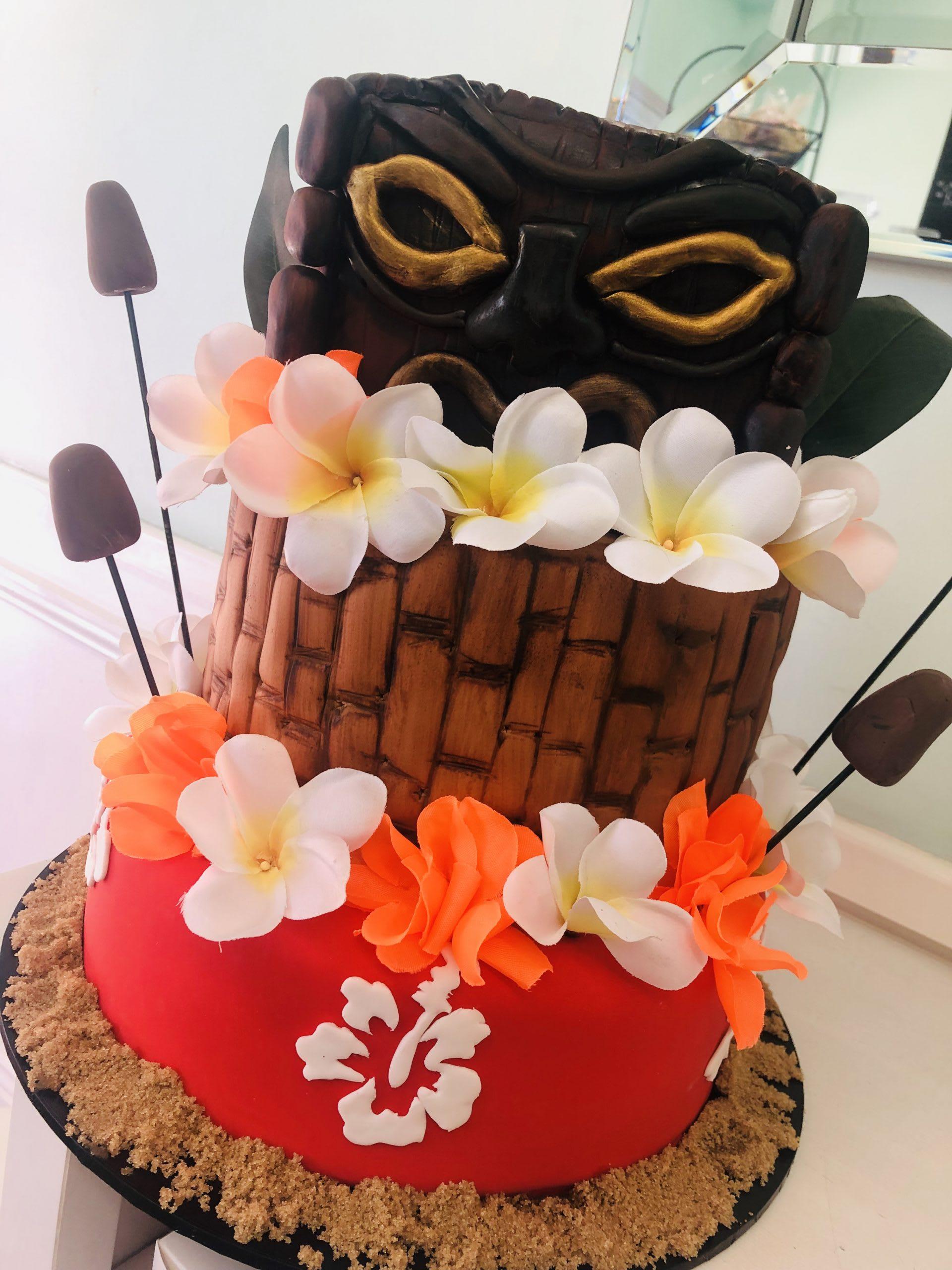 Hawaiian Cake