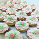 Princess Rose Cupcakes sydney