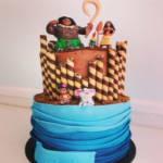 moana birthday cake sydney