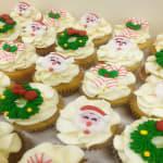 Christmas cupcakes sydney