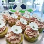 Princess White Cupcakes sydney