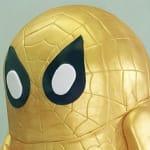 Golden Spiderman Oohsi Cake