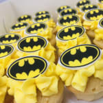 Single Superhero Cupcakes sydney